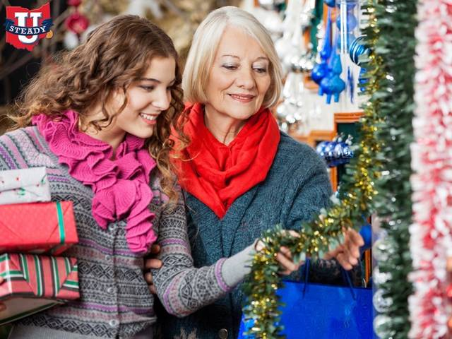 Crowded stores, door-buster sales and decorations can easily distract you from your most important task: staying on your feet. As you plan your shopping trip, make sure you also plan to prevent falls.