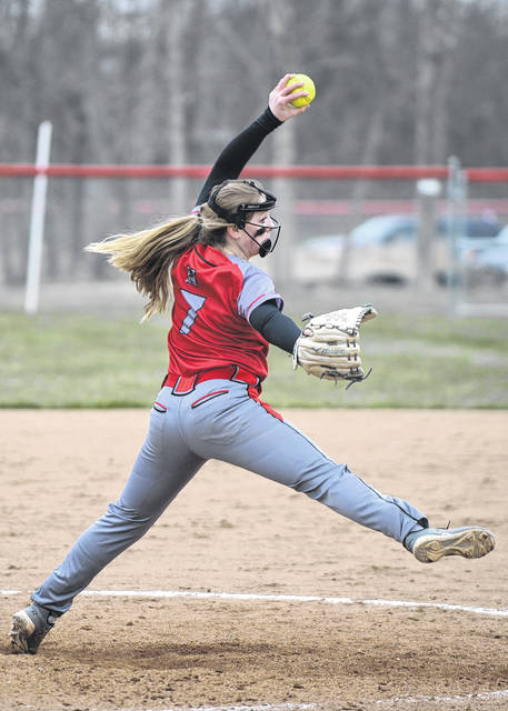 Sidney Jackson led Tri-County North to a 10-0 win over Chaminade Julienne on Monday, March 26. North also beat Valley View, 25-3 and 17-1 to start the season 3-0.