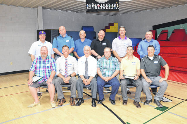 The 1991 Eaton baseball team