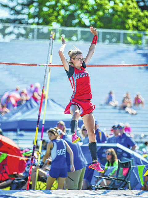 Lizzy Free of Tri-County North
