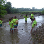 Campers drenched in fun at Conservation Day Camp