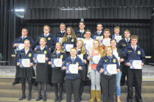 NT FFA degrees presented