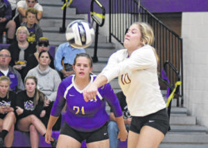 Eaton's volleyball team wins 9 of final 10 matches