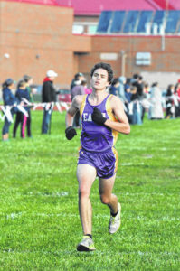 Eaton repeats as SWBL boys XC champs; girls 3rd