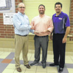Remagen, Inc. donates to Eaton High School football program