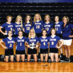 EMS volleyball team closes season with perfect record