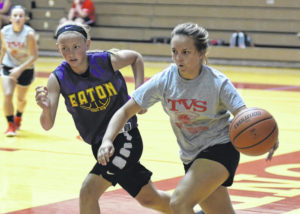 Eaton to host Twin Valley South in a girls basketball preview Friday