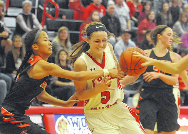 Preble Shawnee's Jenna Lovely helped the Arrows to an 18-5 record last year. She will play a key role for the Arrows again this season.