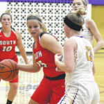 Twin Valley South's girls basketball team is preparing for a marathon, not a sprint