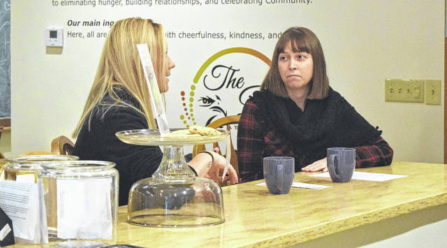 Non-profit organization YWCA Dayton used #GivingTuesday as an excuse to give back to its supporters. In Dayton, locals could get a free cup of coffee at Table 33, and in Preble County, The Bistro at Eagles Point in Eaton offered a free cup on Tuesday, Nov. 27.