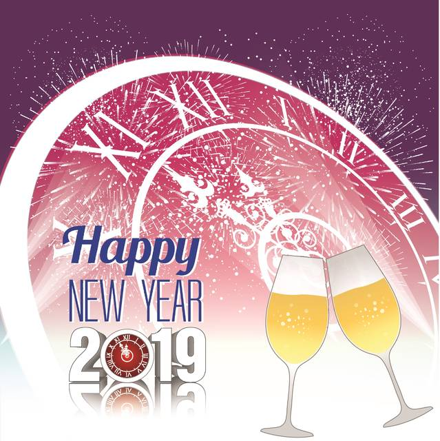 The staff of The Register-Herald wishes everyone a happy, and safe New Year's holiday and a prosperous and healthy 2019.