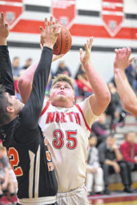 Team effort lifts North over Arcanum
