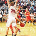 National Trail boys basketball team improves record to 7-2 after win over Dixie