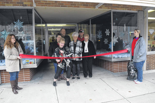 Studio 11 held its grand opening and ribbon cutting on Friday, Jan. 11. The newest business in downtown Eaton is located at 114 E. Main Street and is the first life coaching studio in Preble County.