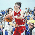 North struggles to hold early leads in losses to Miami East, Brookville