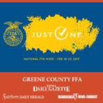 National FFA Week February 2019