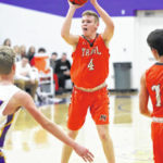 National Trail's boys basketball team improves to 15-2 with wins over Tri-Village, Eaton