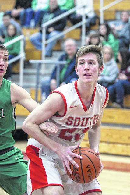 Willie Bowman scored 20 points to held Twin Valley South to a 68-58 win over Bethel on Saturday, Feb. 9.