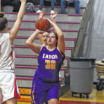 Eagles split with pair of county teams