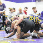 Eaton grapplers host Covington in final dual match of the season