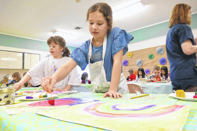 The Preble County Art Association is offering art camps at the Visual Art Center. To accommodate all of Preble County's school breaks, camps will be offered over two weeks. With school out for Spring Break, it's a perfect time to have fun and get creative at the art center!