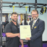 Anytime Fitness moves to Five Points