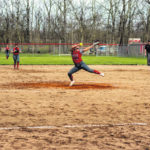 North's softball team splits pair of CCC games