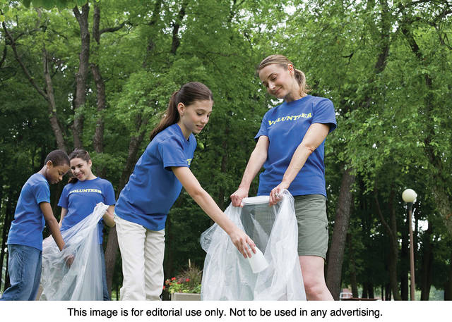 Earth Day is a great opportunity to get involved with environmental efforts, by volunteering for community clean up days and more.