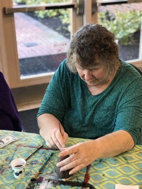 This year's OAM theme, Connect, Create, Contribute, encourages older adults and their communities to contribute time, talent, and life experience to benefit others, connect with friends, family, and local services and resources and create through activities that promote learning, health, and personal enrichment.