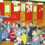 Career Day held at Camden Primary