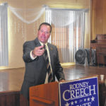 Creech to seek State Rep seat