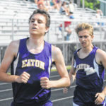 Eaton athletes advance to regional track