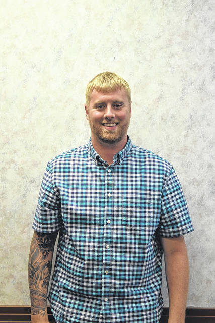 Cole French is the new Preble County Veteran Services Director, effective June 1.
