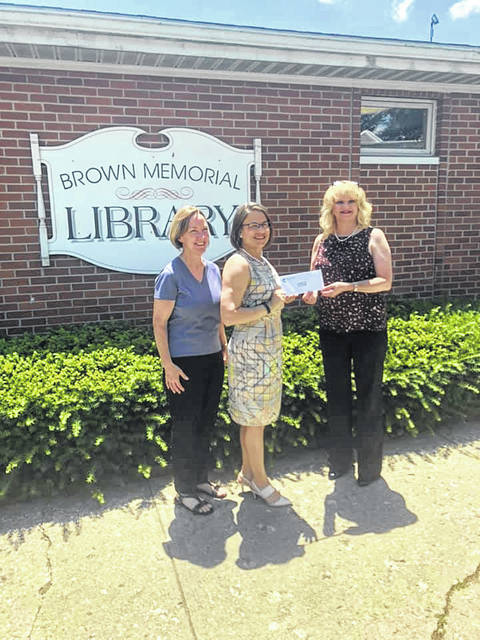 Brown Memorial Library received a grant that will help establish a new Makerspace in Lewisburg.
