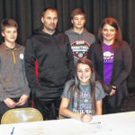 Campbell to play volleyball at Bluffton