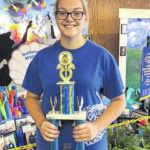 Rodefer named Outstanding Crop Exhibitor