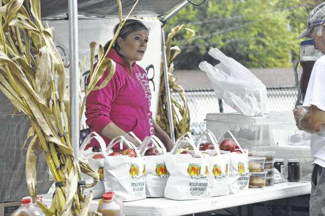 One thing visitors are bound to find at the annual AppleFest in New Paris: apples! From the fruit itself to delicious desserts and foods featuring it, there's plenty to choose from at this fall festival. This year there'll also be an Apple Scavenger Hunt, so be prepared to join in the search.