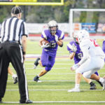 Eagles drop 44-14 contest to THS