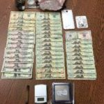 Two arrested on drug, other charges