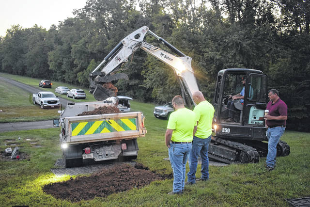 Jane Doe' exhumed at Mound Hill Cemetery - Register Herald