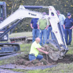 'Jane Doe' exhumed at Mound Hill Cemetery