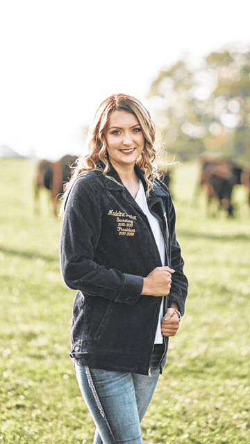 Tri-County North Miami Valley Career Technology Center (MVCTC) FFA Chapter congratulates member Mady Prater, who will be receiving her American FFA Degree this fall at the 2019 National FFA Convention.