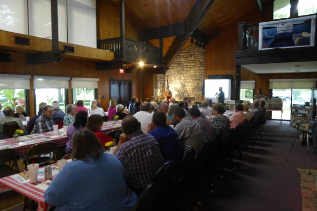 The Preble Soil and Water Conservation District Board of Supervisors held its annual meeting and election of supervisors at Lakengren Lodge on Tuesday, Aug. 27.