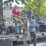Inaugural truck show held in downtown Eaton