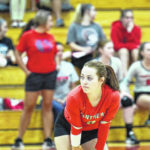 South volleyball wins 2 of 3