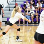 Eaton earns No. 2 seed for upcoming volleyball sectional tournament