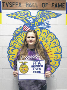 TVS FFA September member of the month