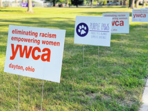 YWCA Dayton celebrates anniversary of shelter