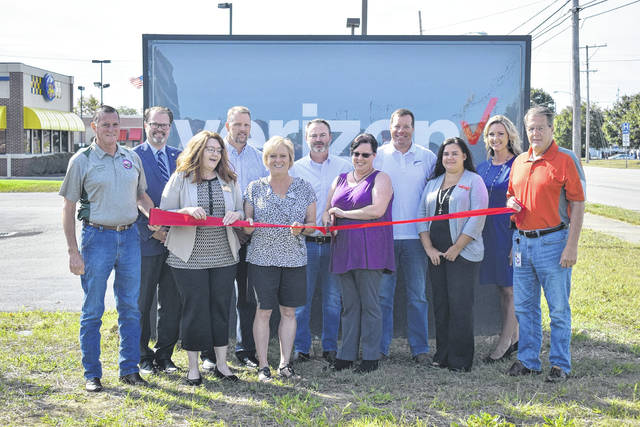 The Cellular Connection (TCC) held a grand opening ribbon cutting for its local Verizon retailer's new location on Thursday, Sept. 26. TCC/Verizon has been in Eaton for many years, but officially opened at the new location in Mid-July.