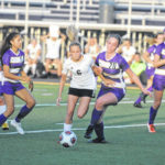 Shawnee, South to host girls sectional soccer tournament games